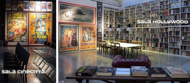museo milano manifesti cinematografici gratis ingresso liz taylor