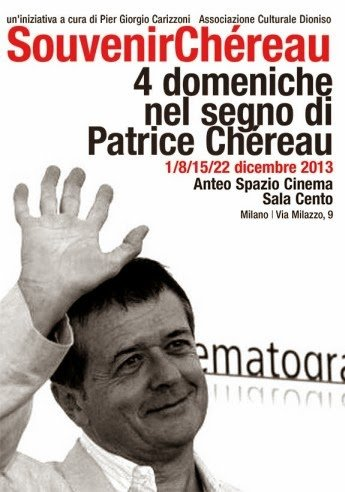 Cinema a Milano, rassegne gratuite nel weekend: domenica 8 dicembre Souvenir Chéreau al Anteo Spazio Cinema