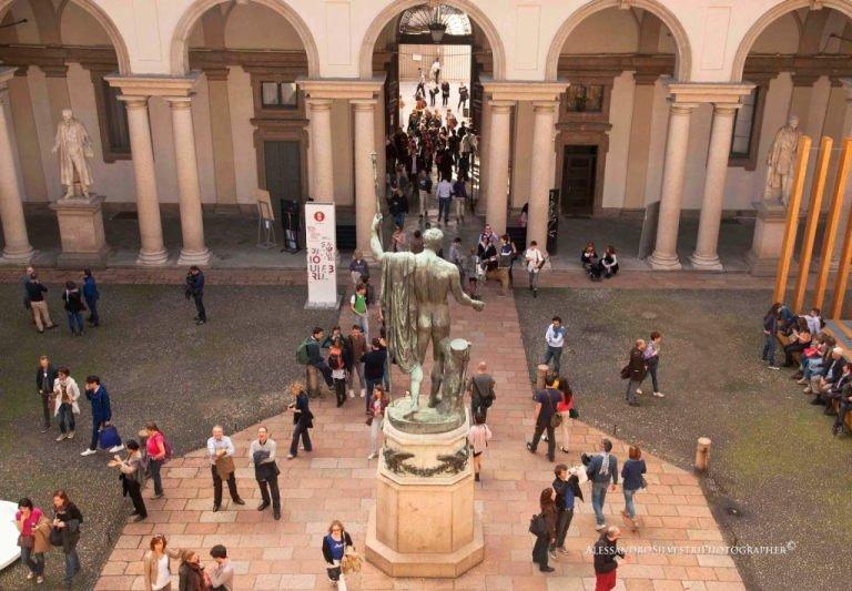 Weekend: cosa fare a Milano fino a domenica 21 luglio: Accademia aperta