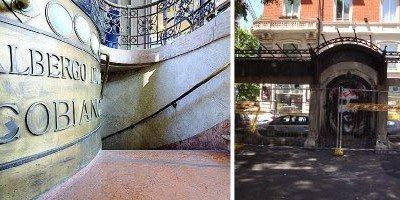 curiosità a Milano: albergo diurno Cobianchi