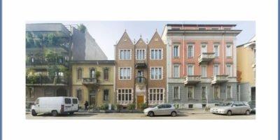 Milano: la Casa 770 di via Poerio e le repliche in tutto il mondo
