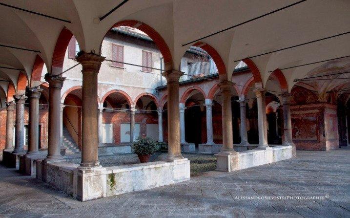 Opere di Donato Bramante a Milano