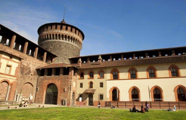 Venerdì 20 e sabato 21 agosto: Tour nei sotterranei del Castello Sforzesco