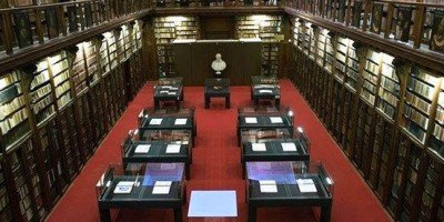 Sala Federiciana della Biblioteca Ambrosiana