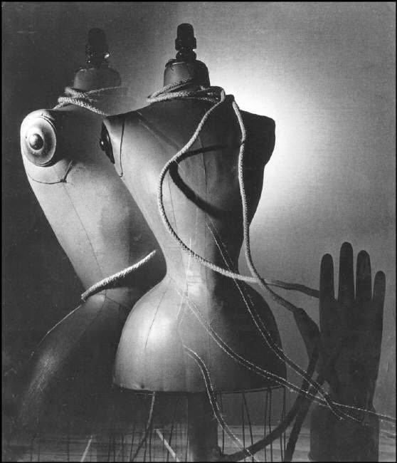Female Slave II London Great Britain 1936 – Herbert List (Magnum Photos)