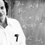 Richard Feynman, premio Nobel per la fisica nel 1965. Foto da http://theemptysafe.com/