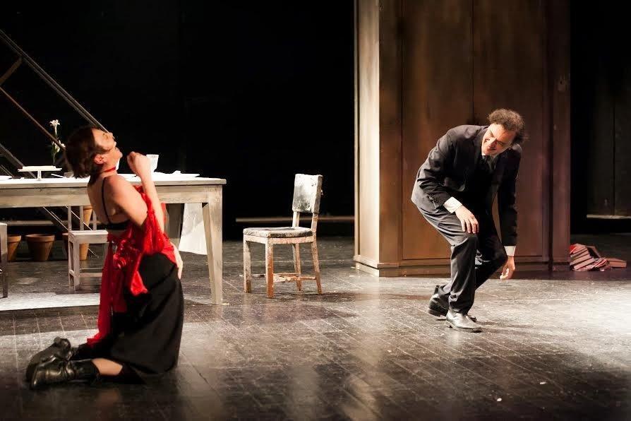 Dal 27 gennaio al Teatro Sala Fontana di Milano va in scena L'UOMO, LA BESTIA E LA VIRTU'