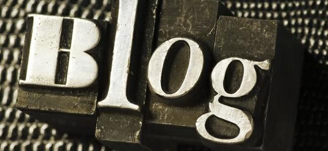 Blog caratteri