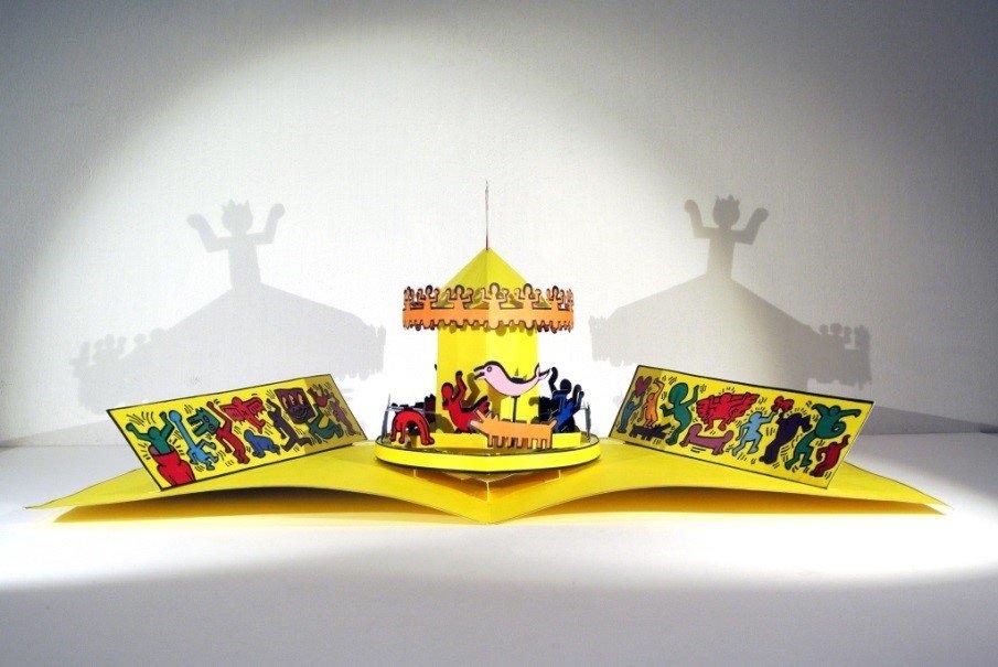 Dal 10 settembre alla Kasa dei Libri di Milano una mostra dedicata a tre secoli di storia del libro animato
