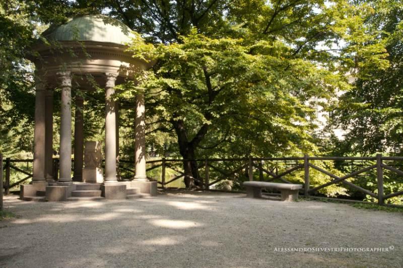 Cosa vedere a Milano: i luoghi più romantici della città: Giardino di Villa Reale