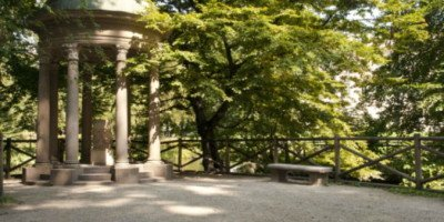 I luoghi più romantici di Milano: giardini di Villa Reale
