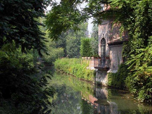 I luoghi più romantici di Milano – Parco di Villa Finzi (Naviglio della Martesana)