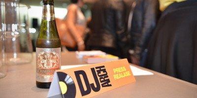 DJ ARCH   I PARTY NEGLI SHOWROOM DEL DESIGN DOVE IL DJ E' L'ARCHITETTO