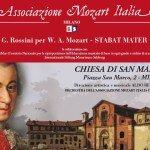 STABAT MATER di G. ROSSINI per W. A. Mozart: 3 dicembre 2015