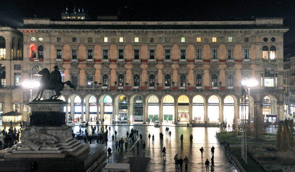 Fino al 24 dicembre concerti jazz gratuiti in Piazza Duomo dal calendario dell'avvento a Milano