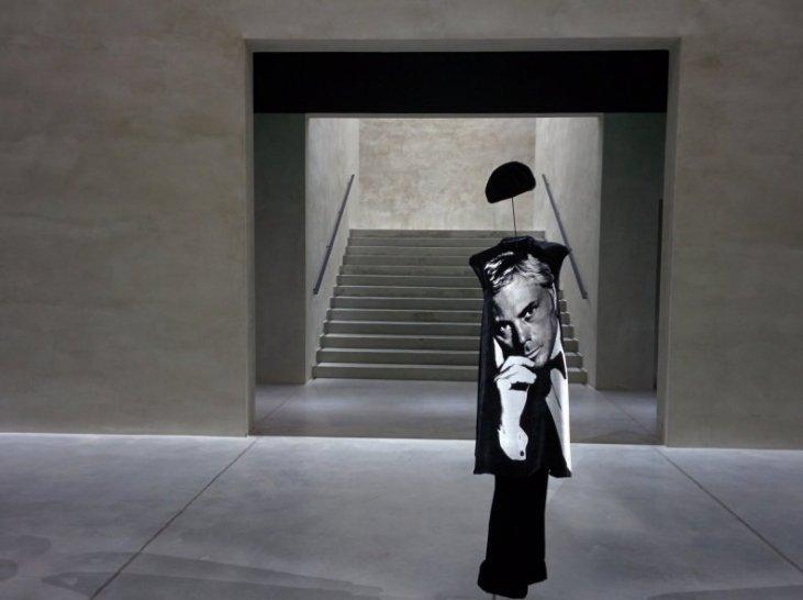 best website 0268d 55e17 Moda, Stile: spazi espositivi da scoprire a Milano. Armani Silos