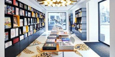Taschen store, Via Meravigli 17, Milano