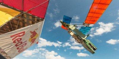 Cosa fare Domenica 19 giugno all'Idroscalo di Milano: Red Bull Flugtag