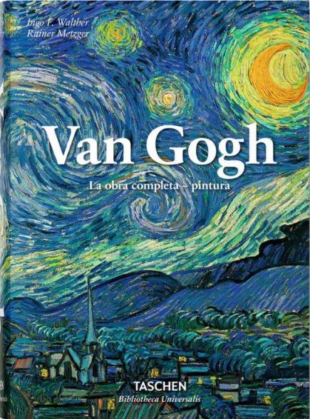 Van Gogh. Tutti i dipinti. Editore Taschen