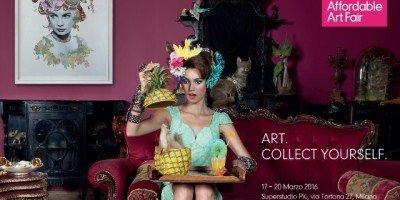 Affordable Art Fair dal 17 al 20 marzo a Milano
