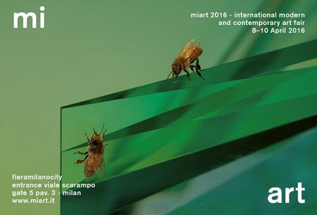 Dal 7 al 10 Aprile a Milano MiArt 2016
