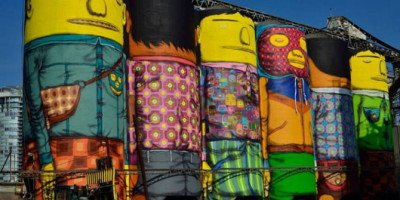 Opening di street art da non perdere a Milano: il 20 aprile in Hangar Bicocca Efêmero