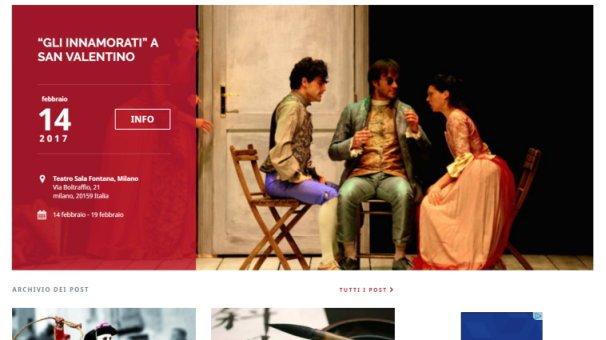 Evento in vetrina in Home Page - Eventi a Milano