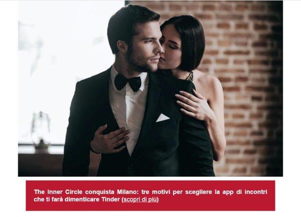 Evento in vetrina nella newsletter - Eventi a Milano