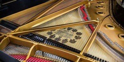 Il pianoforte di Franz Listz al Museo Teatrale de La Scala a Milano