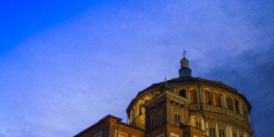 Scopri Milano con i tour nel weekend a cura di XMilan. In foto: Santa Maria delle Grazie, Milano