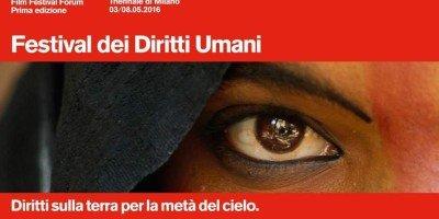 Dal 3 a domenica 8 maggio alla Triennale di Milano il Festival dei Diritti Umani.