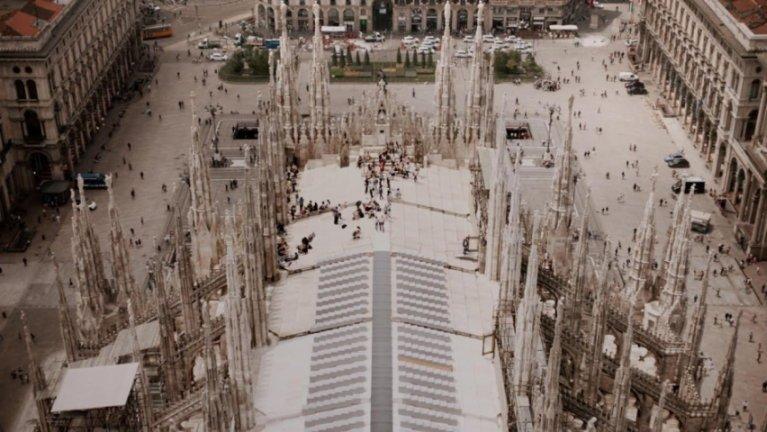 11 luglio: a Milano proiezione gratuita di L'Infinita Fabbrica del Duomo