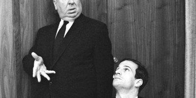 Hitchcock Truffaut - geni a confronto. Allo Spazio Oberdan di Milano dall'1 al 14 luglio