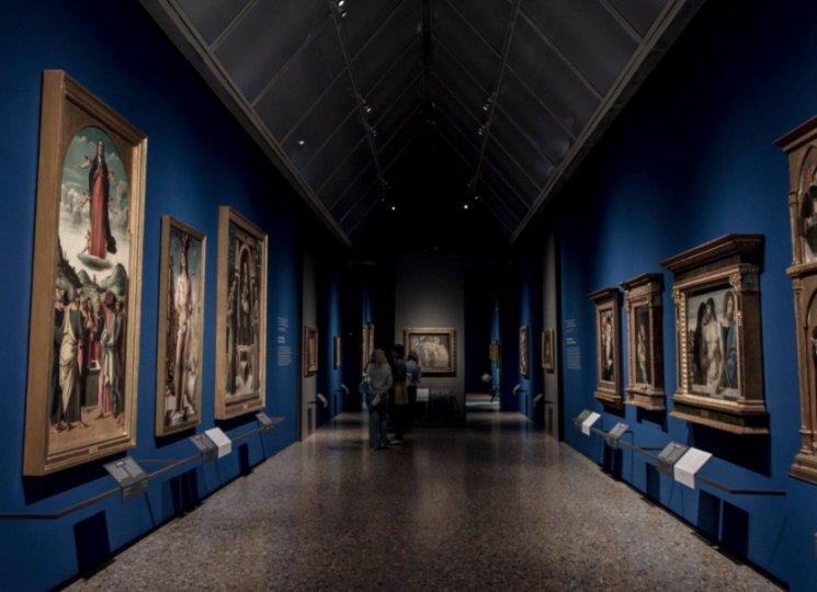 La Pinacoteca di Brera dal 4 maggio ha riaperto al pubblico