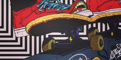 Skateboards Confluence - Mostra e concorso artistico della Galleria Seno. Inaugurazione il 16 giugno all'Alcatraz di Milano
