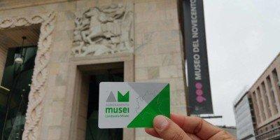 Il Museo del Novecento di Milano ha aderito al progetto Abbonamento Musei Lombardia Milano
