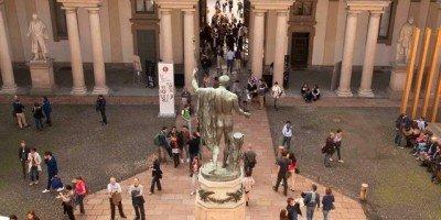 Accademia di Brera, Milano. Foto di Alessandro Silvestri Weekend: cosa fare a Milano fino a domenica 22 settembre: giornate europee del patrimonio GEP2019