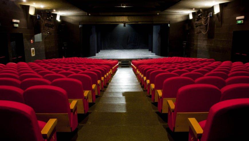 Teatro Sala Fontana, Milano. Credits: foto di Alessandro Silvestri (https://www.flickr.com/photos/alexanderburana/)