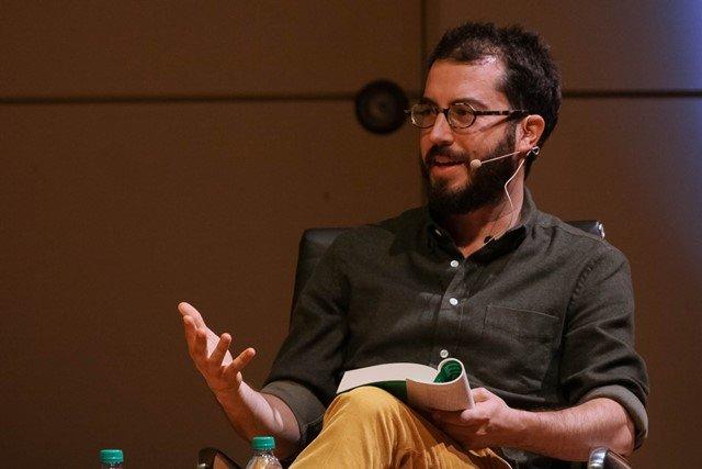 Jonathan Safran Foer , tornato al romanzo dopo undici anni ed attesissimo ospite del Festival della Letteratura di Mantova
