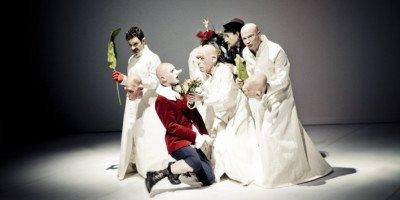 Ubu Roi in scena al Teatro Sala Fontana di Milano dal 12 al 16 ottobre. Biglietti in sconto per gli iscritti alla newsletter di Eventiatmilano.it