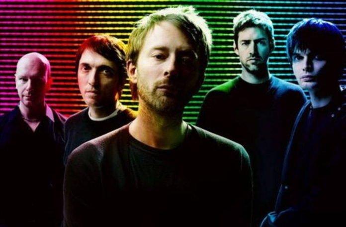 Radiohead in concerto all'Autodromo Nazionale di Monza il 16 giugno 2017. Biglietti in prevendita su Ticketone.it