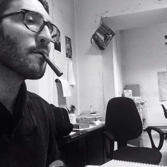 """Sabato 18 febbraio: a Milano presentazione del libro di poesie """"Con te io penso con le mani"""" di Giuseppe Di Matteo"""