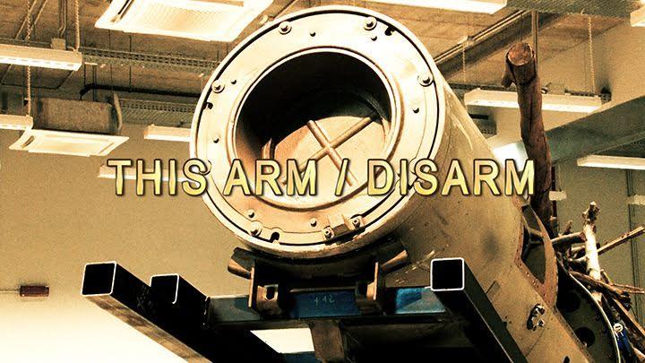 10 marzo: alla Casa della Cultura di Milano proiezione in anteprima di This arm Disarm. Le macchine armate di Paolo Gallerani