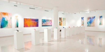ITALIAN VANITY ART EXHIBITION Dubai