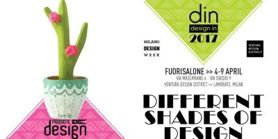 Fuorisalone: a Milano, Ventura Design District, dal 4 al 9 aprile Din - Design In 2017