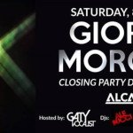 Sabato 8 aprile: Giorgio Moroder protagonista del Closing Party della Milano Design Week 2017 all'Alcatraz