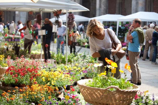 Da venerdì 21 a domenica 23 aprile a Milano l'edizione primaverile di Flora et Decora