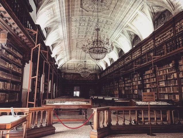 Biblioteca Nazionale Braidense, Milano