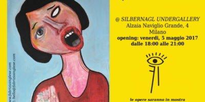 Dal 5 al 14 maggio alla Silbernagl Undergallery Navigli Street di Milano la mostra Qualcosa di Personale