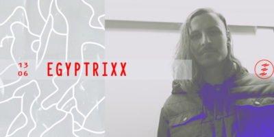 13 giugno a Milano: ai Bagni Misteriosi live di Egyptrixx per Electropark Exchanges